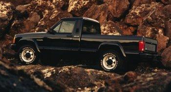Xe bán tải Jeep – thành công mịt mờ