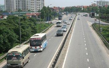 Thu phí cao tốc Pháp Vân - Cầu Giẽ