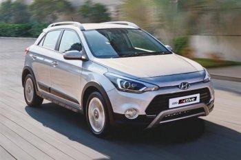 Hyundai i20 Active 2015 hoàn toàn khác lạ với thiết kế mới, giá từ 10.000 USD
