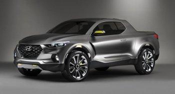 """Hyundai muốn """"xâm chiếm"""" thị trường xe bán tải"""