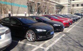 Tesla ế hơn 2.000 xe Model S tại Trung Quốc