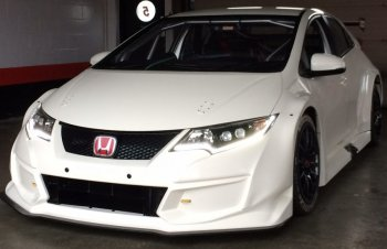 Honda Civic Type-R chính thức tham chiến