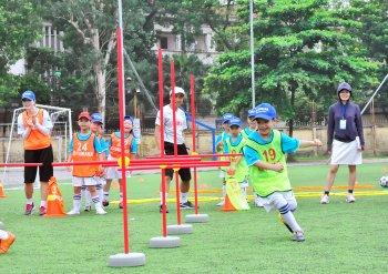 Yamaha tổ chức festival bóng đá học đường