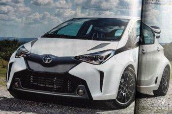 Toyota Yaris phiên bản 235 mã lực
