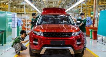 Jaguar Land Rover triệu hồi 36.451 chiếc Evoque tại Trung Quốc