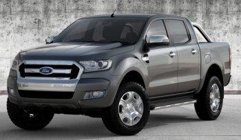 Ford Ranger với những điểm mới sẽ ra mắt cuối tháng 3