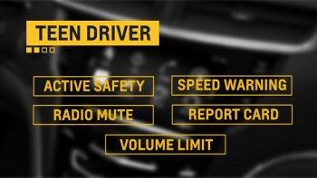 Chevrolet Malibu 2016 lo giữ an toàn cho trẻ vị thành niên