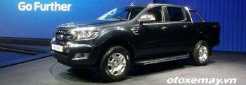 Ford Ranger mới chính thức ra mắt tại Thái Lan