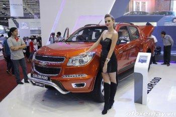 Hàng bán chậm, GM có rút khỏi thị trường Việt Nam?