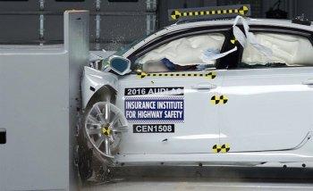 Audi A6 đạt tiêu chuẩn an toàn cao nhất của IIHS
