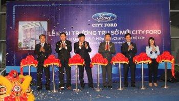 Khai trương City Ford Thủ Đức – đại lý mới hiện đại bậc nhất của Ford tại Việt Nam