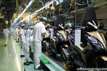 Đầu năm 2015: Honda chững bước, Yamaha tăng tốc