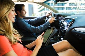 GM kiếm 350 triệu USD từ công nghệ kết nối không dây