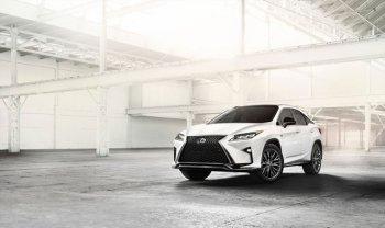 Lexus RX 2016: crossover sang, mạnh và hơn thế nữa