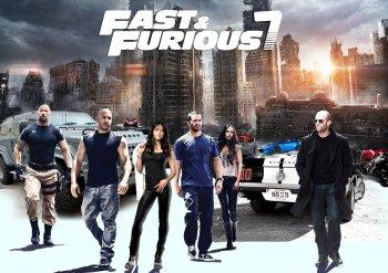 Fast & Furious 7 từ tiếng cười đến giọt nước mắt