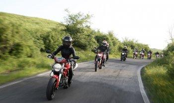 Ducati khởi động 3.400km xuyên Việt