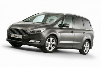 Tìm điểm khiến Ford Galaxy 2016 mạnh nhất trong phân khúc MPV