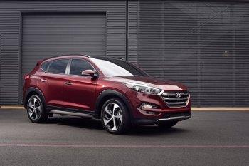 Hyundai Tucson 2016 dành cho thị trường Mỹ có gì khác biệt?