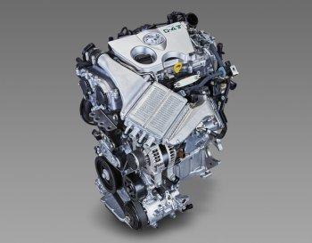 Tìm hiểu động cơ tăng áp 1.2L hoàn toàn mới của Toyota