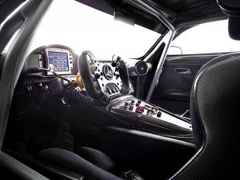 Mercedes-AMG sắp có mẫu xe tự lái?