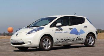 Công nghệ phanh tự động sẽ là tính năng tiêu chuẩn của Nissan