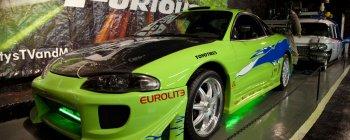Ngắm dàn xế độ 'Nhanh và Ngầu' nhất trong phim Fast and Furious