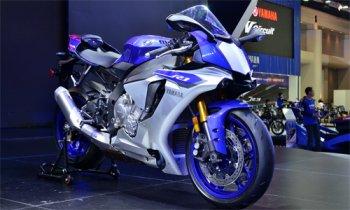 Yamaha R1 2015 đã có mặt tại Việt Nam, giá 645 triệu đồng