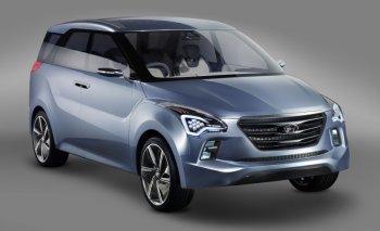 Hyundai đang phát triển dòng xe MPV hoàn toàn mới