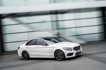 Mercedes-Benz thêm 5 lựa chọn cho dòng C-Class