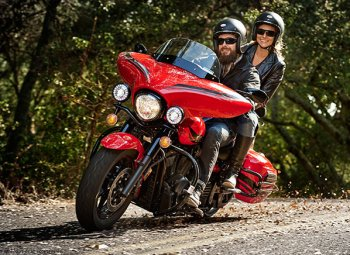 Yamaha là thương hiệu môtô đáng tin cậy nhất tại Mỹ