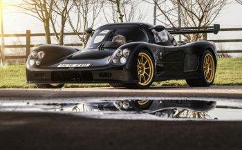 Ultima Evolution: siêu xe tăng tốc nhanh nhất thế giới