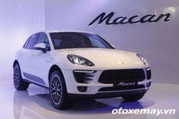 Porsche Macan hút khách đột biến tại Mỹ