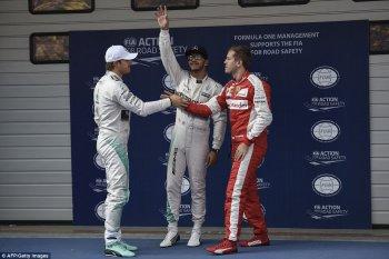 Lewis Hamilton trên đường lập lại trật tự F1 2015