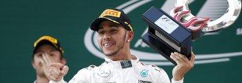 Hamilton củng cố vững chắc vị trí dẫn đầu