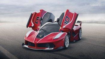 Lặng nghe tiếng bô của siêu phẩm Ferrari FXX K