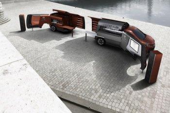 Xe tải thực phẩm Peugeot