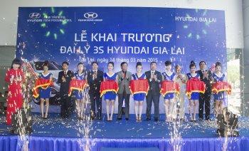 Hyundai bổ sung 2 đại lý tiêu chuẩn toàn cầu tại Việt Nam