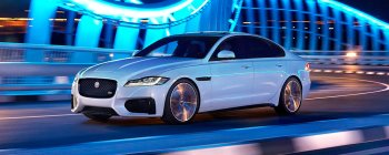 Jaguar mở đường sang Mỹ, đối đầu thị phần xe Đức