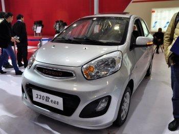 Không khó để phân biệt xe nhái Kia Morning của Trung Quốc