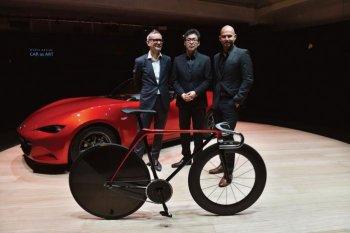 Mazda thiết kế xe đạp và ghế sofa dựa trên triết lý Kodo