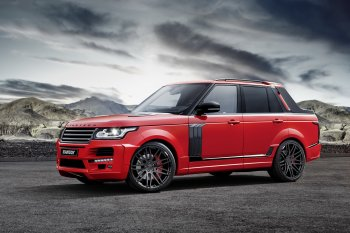 Bán tải Range Rover – nên hay không?