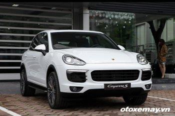 Bảo dưỡng miễn phí 4 năm cho Porsche Cayenne mới