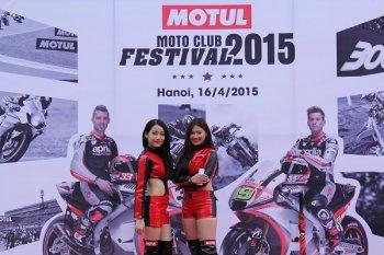 Motul moto Club Festival 2015 Quy tụ các CLB mô tô phân khối lớn