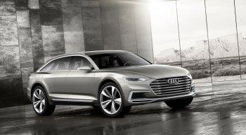 """""""Gia đình"""" Audi Prologue Concept có thêm thành viên mới"""