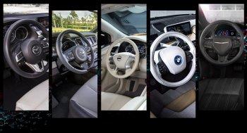 10 mẫu xe có nội thất được ưa thích nhất