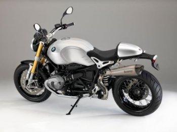 """BMW Motorrad tung """"bản độ"""" chính hãng của R nineT"""