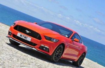 """Ford """"khoe"""" thiết kế độc đáo của ngựa hoang Mustang 2015"""