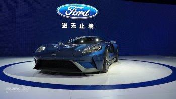 Ngắm Ford GT bảnh chọe ở Thượng Hải Auto Show