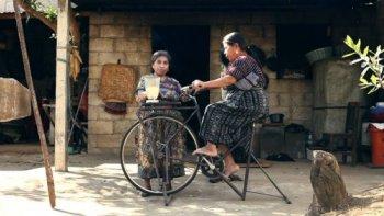 Xe đạp cũ hóa xác thành những cỗ máy tiện ích