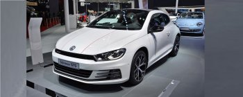 Volkswagen Scirocco GTS 2015 lộ diện